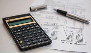 Calculadora sobre facturas